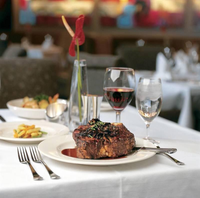 Cholla Prime Steakhouse
