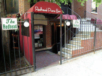 The Redhead Piano Bar