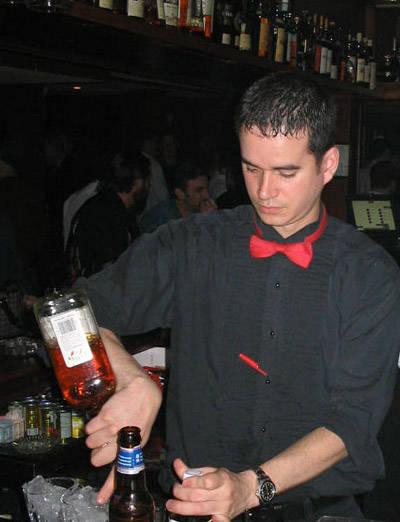 The Redhead Piano Bar