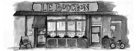 Le Bouchon best italian restaurant in chicago;