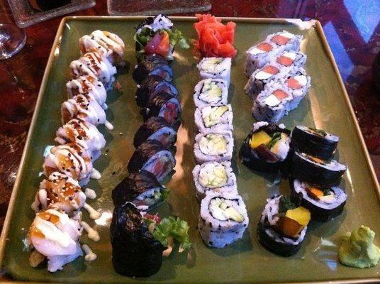 Triad Sushi Lounge