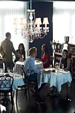 RM Champagne Salon best restaurants in chicago