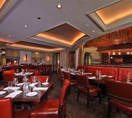 Michael Jordan's Steak House best chicago steakhouse