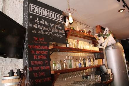 Farmhouse best chicago restaurants