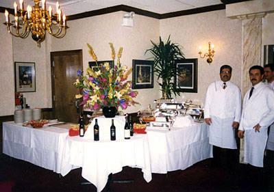 Gene and Georgetti  chicago steak house