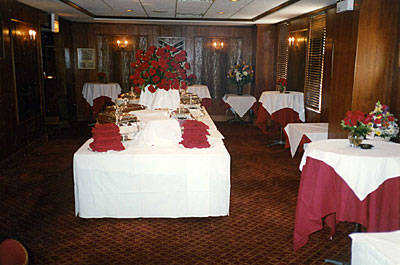 Gene and Georgetti  chicago steakhouse
