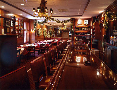 Gene and Georgetti  chicago