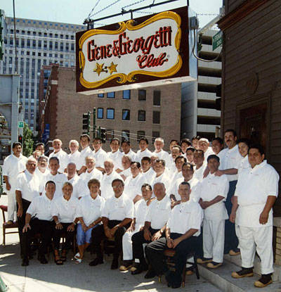 Gene and Georgetti  steakhouses