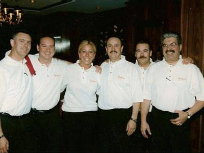 Gene and Georgetti  steak chicago