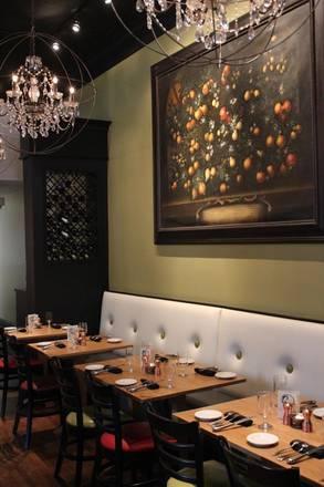 Chez Moi Best Restaurant Guide;