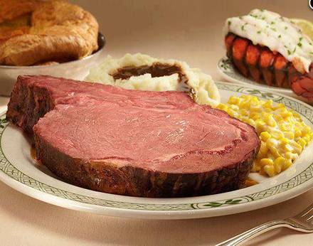 Lawry's The Prime Rib - Chicago best chicago rooftop restaurants;