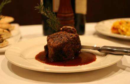 The Grillroom Chophouse & Winebar steakhouses