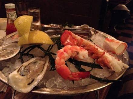 Shaw's Crab House - Chicago best restaurants in chicago loop;