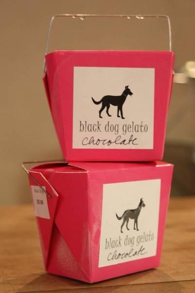 Black Dog Gelato
