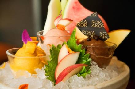 ROKA Akor best steakhouse in chicago