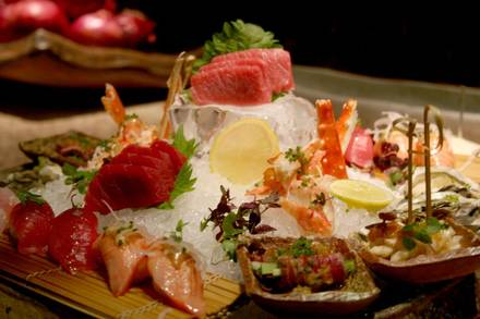 ROKA Akor chicago steak house