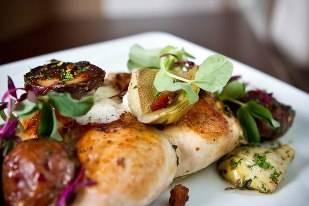 Lockwood Restaurant and Bar best chicago rooftop restaurants;