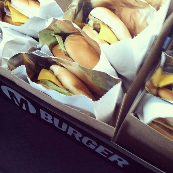 M Burger - Water Tower Place Mall
