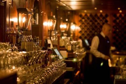 Coq d'Or, The Drake Hotel Restaurants;