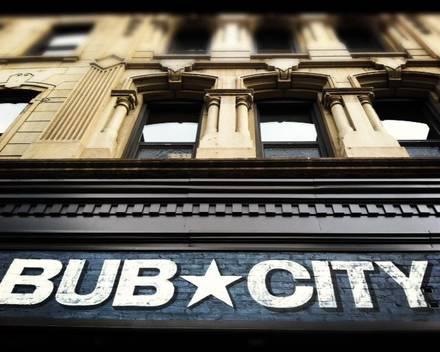 Bub City best chicago rooftop restaurants;