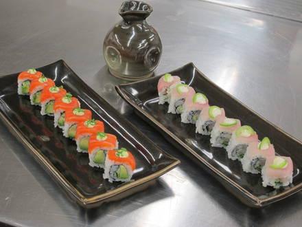 Stetson's Modern Steak + Sushi best steakhouse chicago