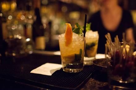 Gilt Bar best greek in chicago