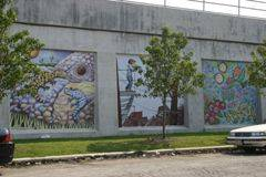 Artists of Hubbard Street Mural Project