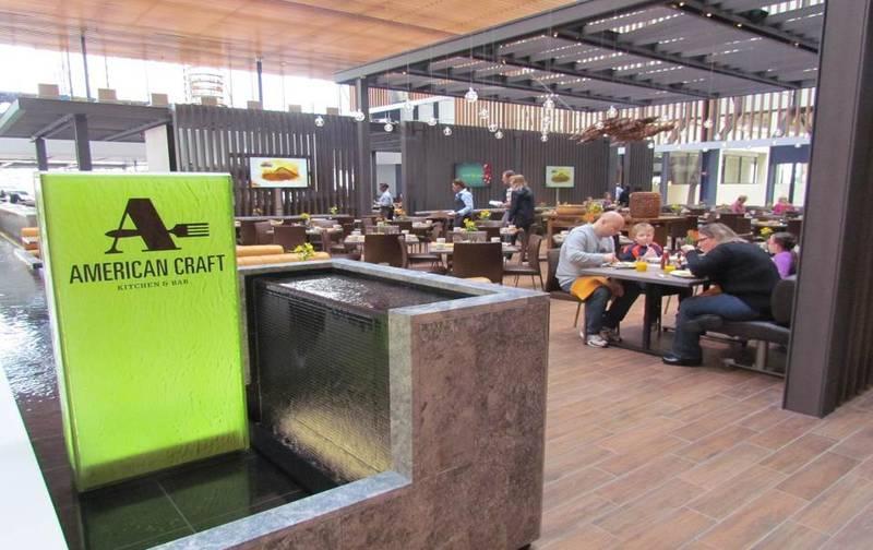 American Craft Kitchen Bar Chicago Il