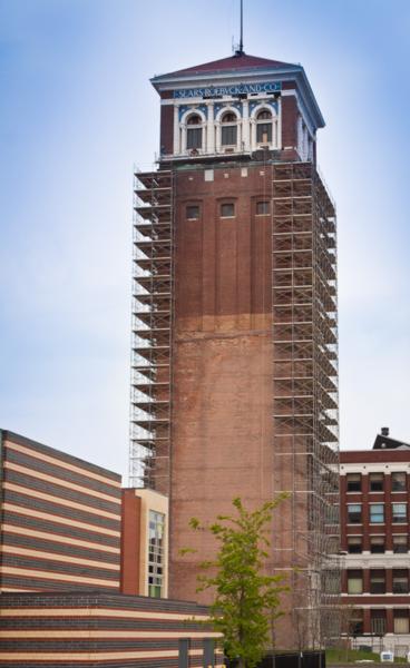 Original Sears Tower/Homan Square Tower