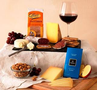 Pastoral Artisan Cheese, Bread & Wine