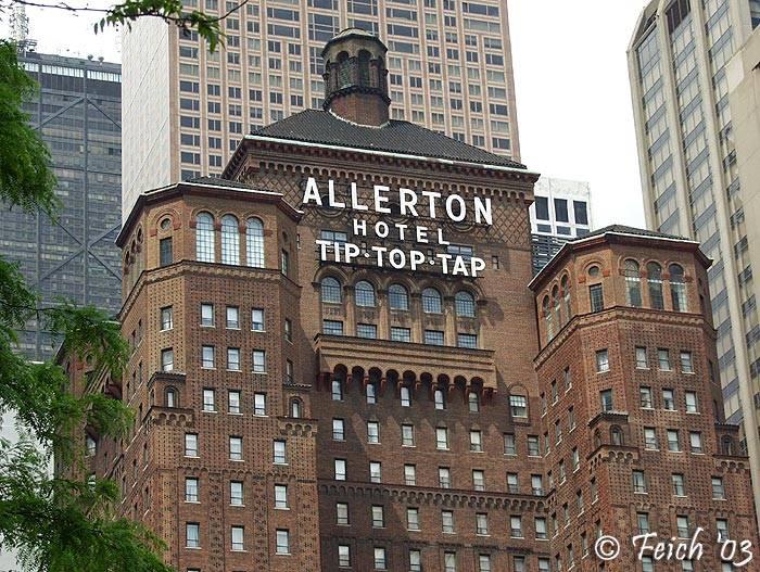 Warwick Allerton - Chicago