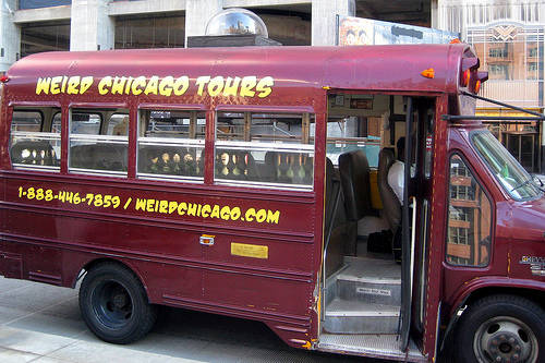 Weird Chicago Tours