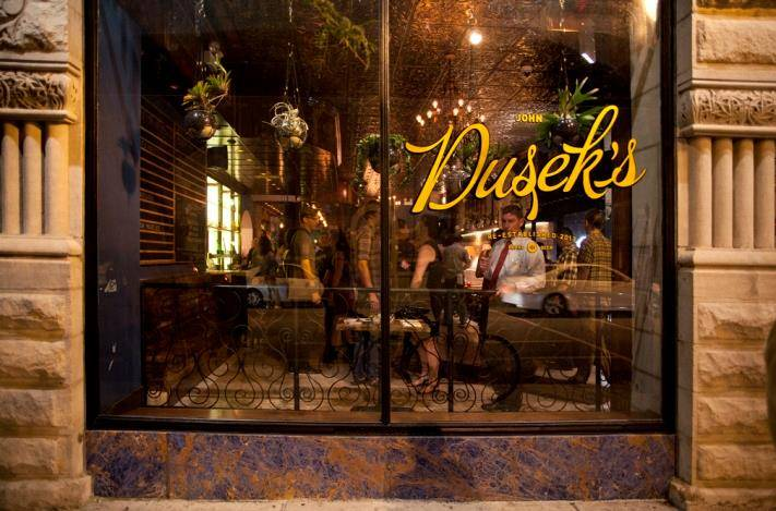 Dusek's Board & Beer/Punch House