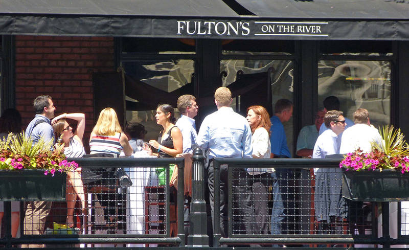 Fulton's on the River