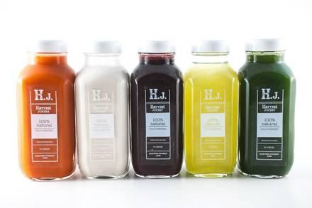 Harvest Juicery Restaurants;