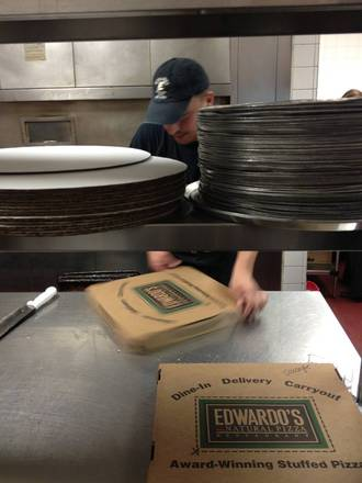 Edwardo's Natural Pizza - Printers Row Pizzas;