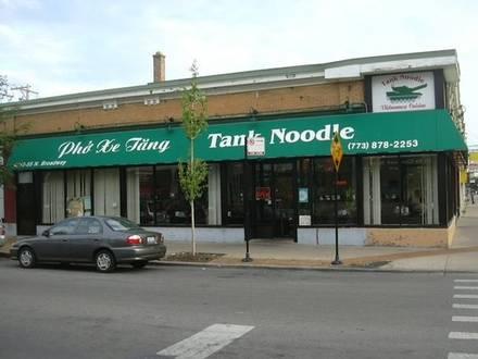 Tank Noodle Restaurants;