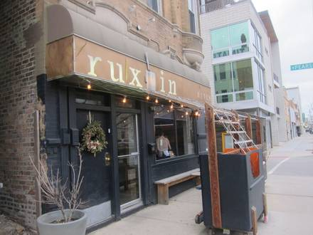 Ruxbin Kitchen best french bistro chicago;