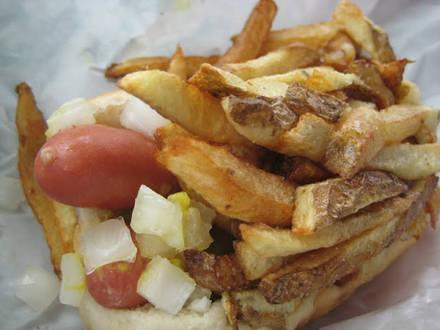 Gene & Jude's best Hot Dog in Chicago