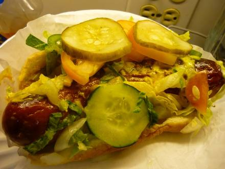 Byron's Hot Dog Haus - Wrigleyville Hot dog Catering