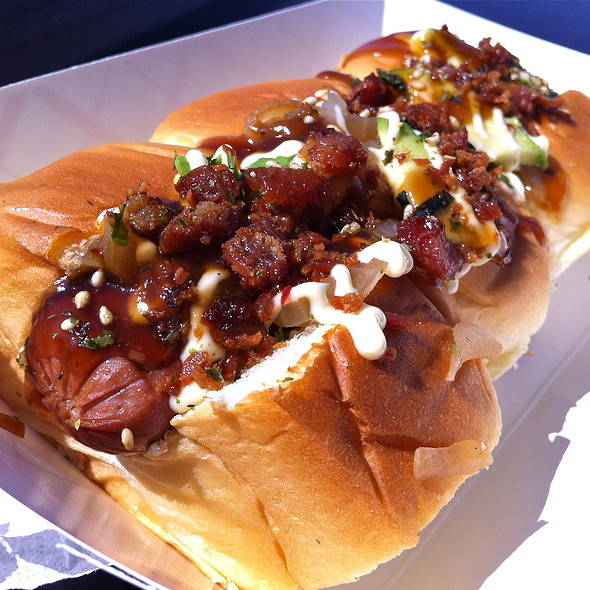 The Dogzilla Dog | Food Truck Recipes For Serious Foodies | food truck cuisine ideas