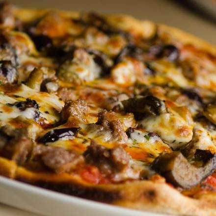 Union Pizzeria Chicago pizza;