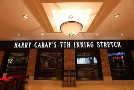 Harry Caray's 7th Inning Stretch/Chicago Sports Museum best german restaurants in chicago;