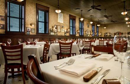 Harry Caray's Italian Steakhouse, Chicago chicago steak house
