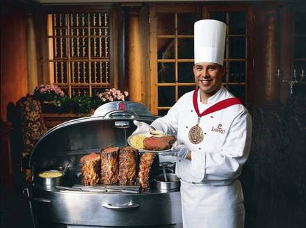 Lawry's The Prime Rib - Chicago best german restaurants in chicago;