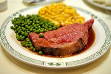 Lawry's The Prime Rib - Chicago best greek in chicago;