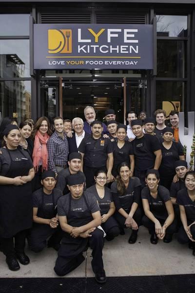 Lyfe Kitchen Restaurant In 413 N Clark St Chicago Il 60654 River North Near North