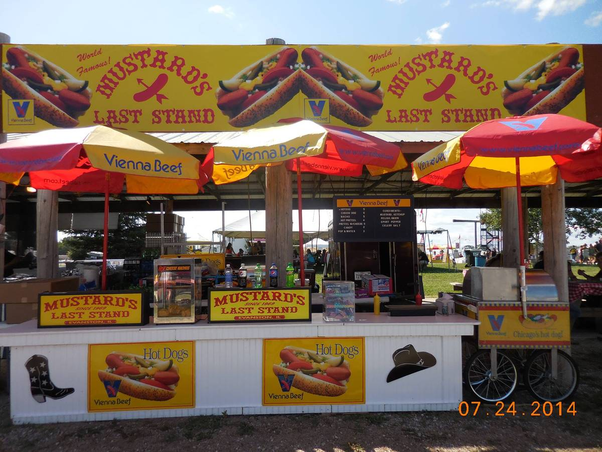 Chicago Hot Dog Restaurants Near Me