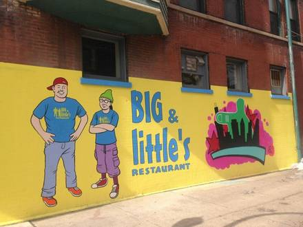 Big & Little's Chicago Hot Dog 2018;