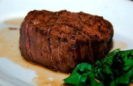 Morton's The Steakhouse - Wacker Place best chicago steakhouse